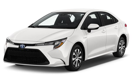 The 2020 Toyota Corolla Hybrid is an Affordable Car That Goes Nearly 700 Miles on a Tank of Fuel